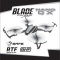 Manuel du Blade Nano QX