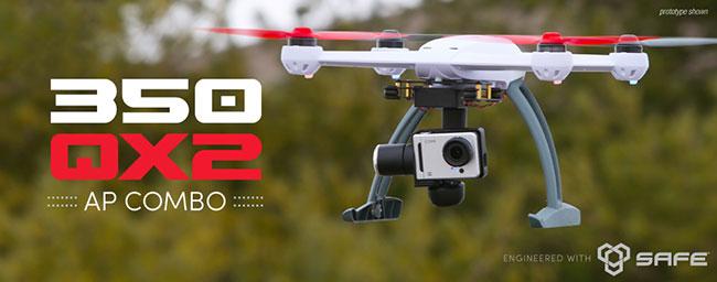 Blade 350 QX AP Combo